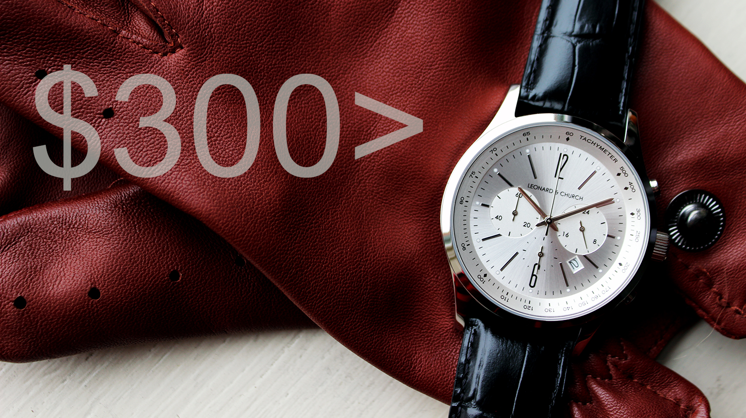 The Best Looking Watches Under $300 Of 2017