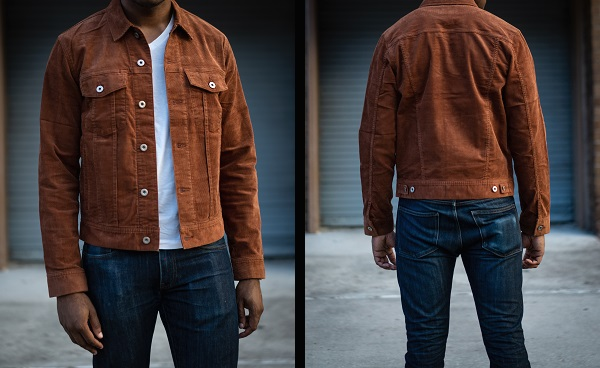 In Review: The J. Crew Trucker Jacket In Stretch Corduroy