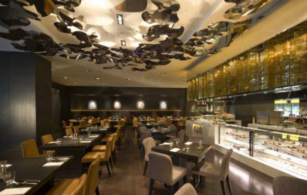 臺北寒舍艾美酒店 - 探索廚房餐廳資訊 - EZTABLE提供美食餐廳24hr線上訂位服務
