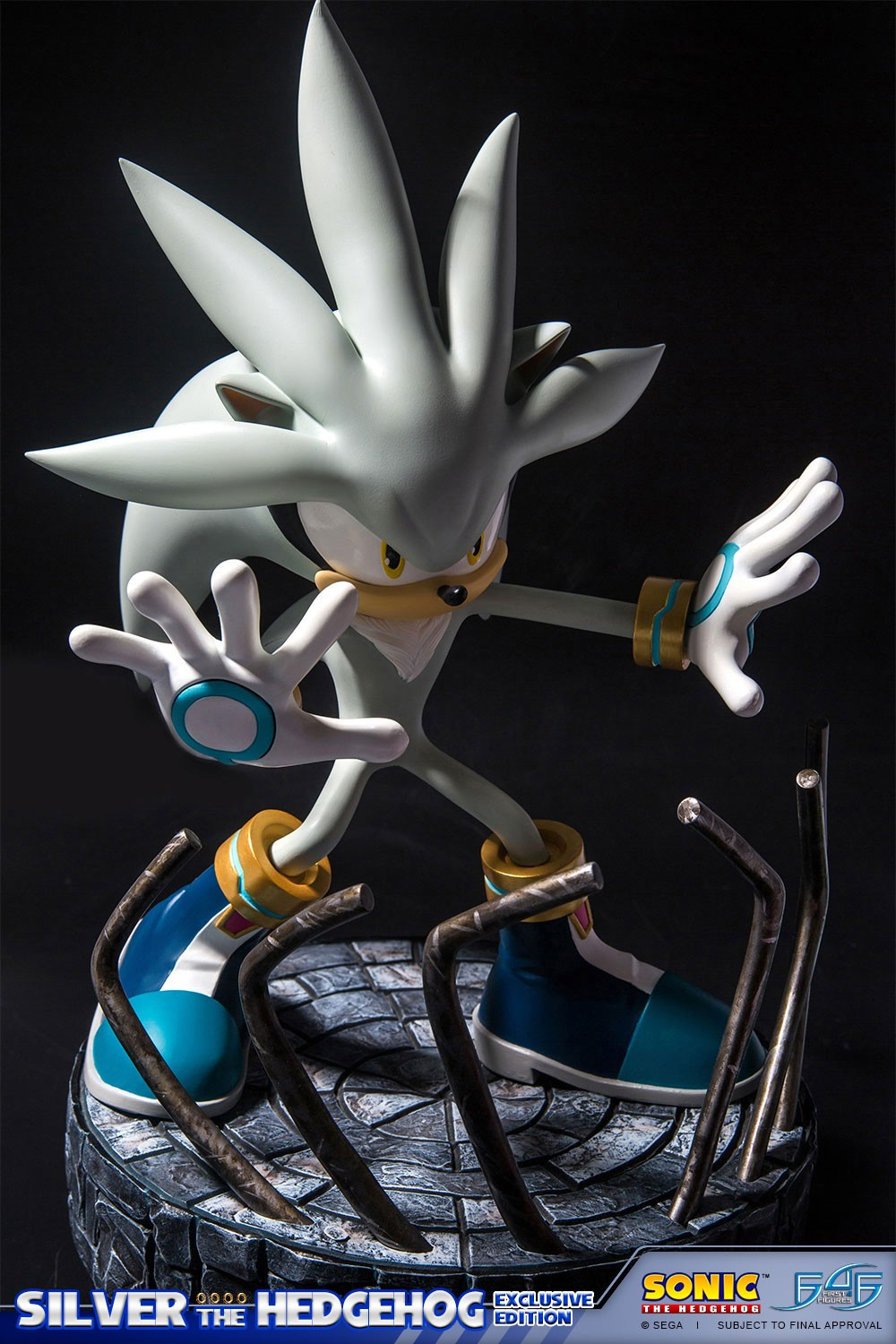 Silver the Hedgehog Exclusive  Sonic The Hedgehog