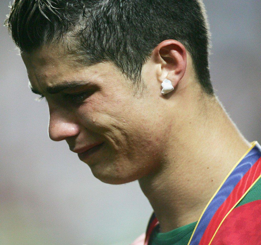 Ronaldo Früher : Deshalb Ist Cr7 Eine Coole Socke Und Ein Netter Kerl Ligalive