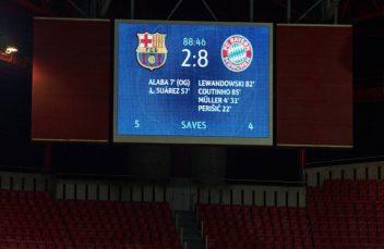 Barcelona 2 – 8 Bayern Munich: Five damning stats from the night Barca hit rock bottom - LigaLIVE
