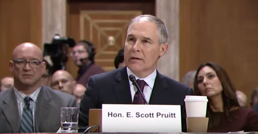 Image result for photos of scott pruitt