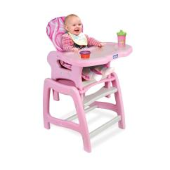 High Chairs For Babies And Toddlers Design Chair Lift Badger Basket Envee Baby With Playtable