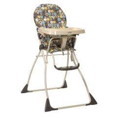 Walmart Travel High Chair Folding Quad With Adjustable Lumbar Support Cosco Flat Fold Into The Woods By Oj