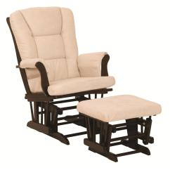 Rocking Chair Crib Combo Small Dining Room Table And Chairs Stork Craft Tuscany Glider Ottoman Set 06550