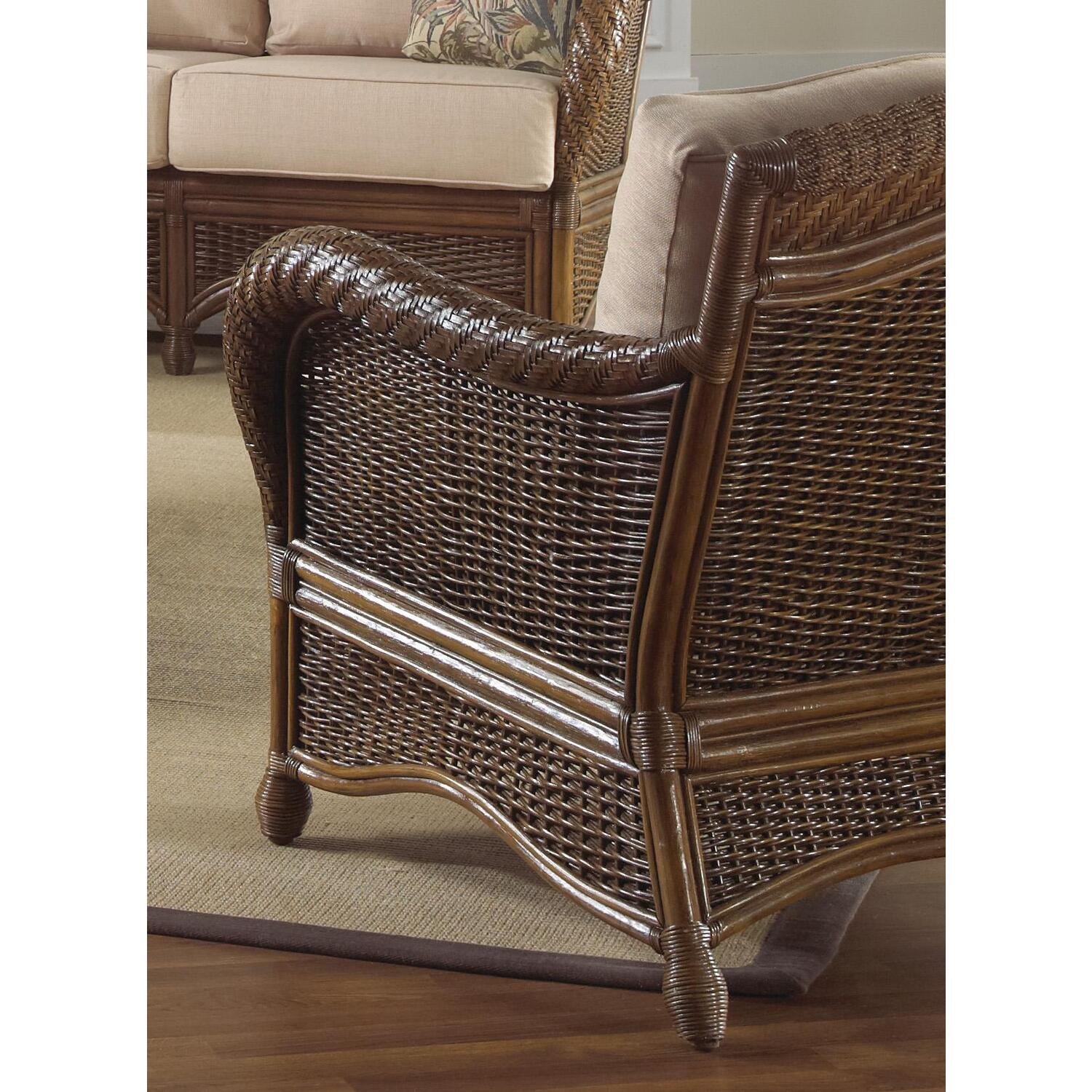 large wicker chair foam folding bed uk hospitality rattan and lounge with