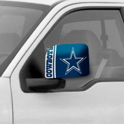 Dallas Cowboys Chair Cover Childrens Desk And Set India Nfl Large Mirror
