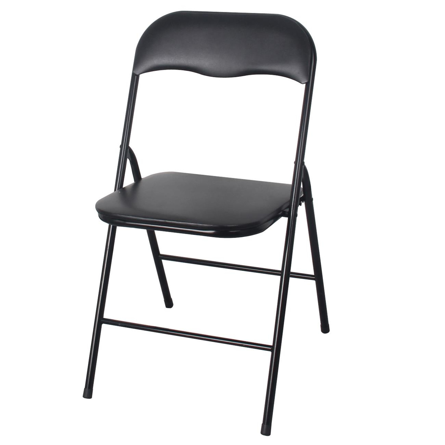 Metal Folding Chair With Foam Seat 3199 Ojcommerce