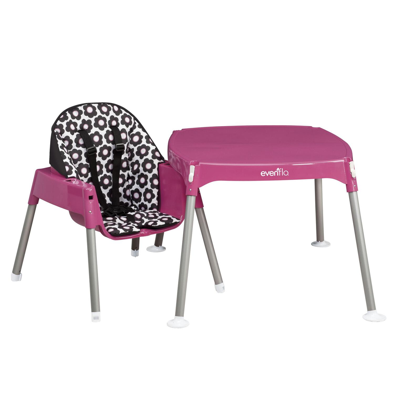 high chair converts to table and hanging debenhams evenflo convertible 3 in 1 by oj commerce 53 99