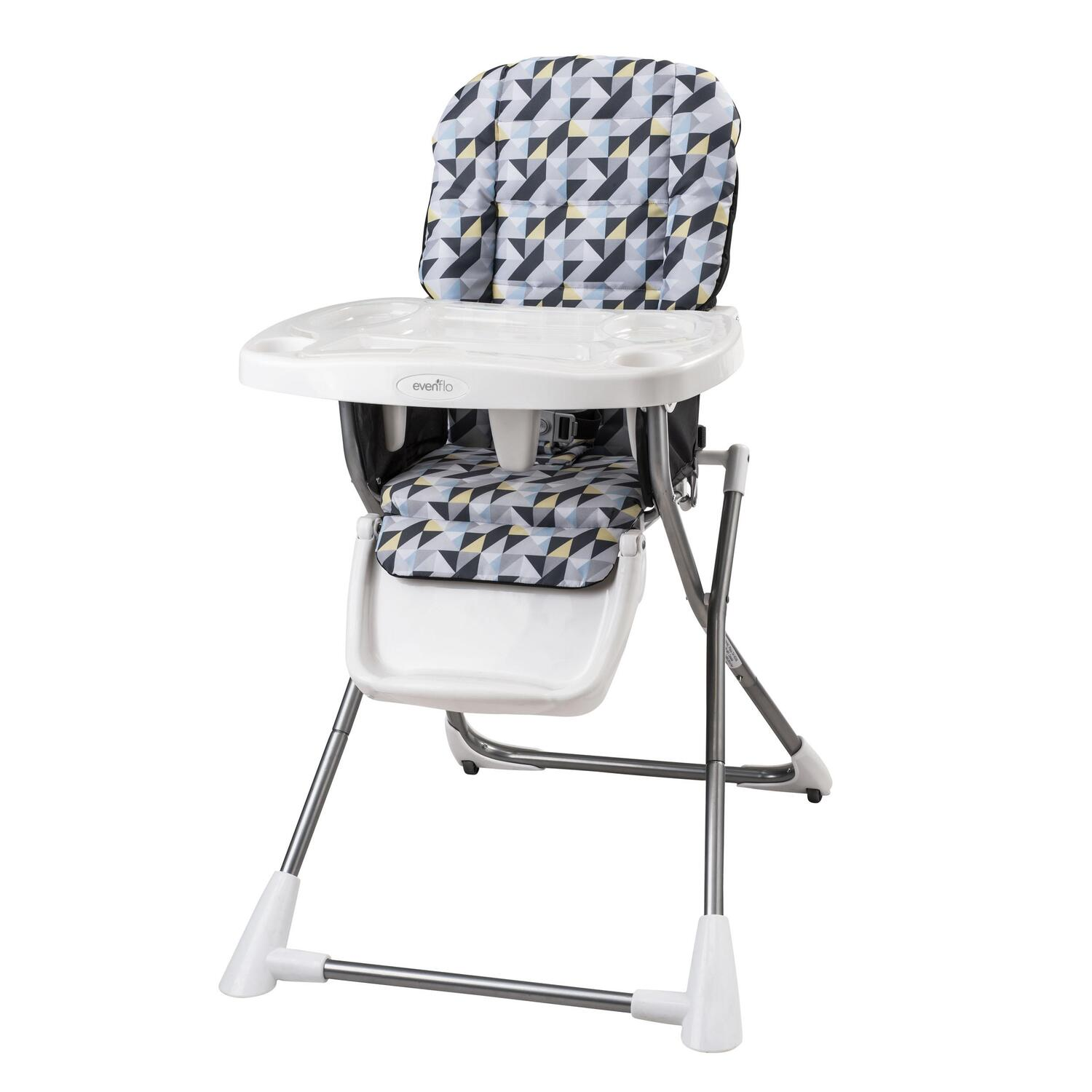 Evenflo Compact Fold High Chair Evenflo Compact Fold High Chair By Oj Commerce 55 99