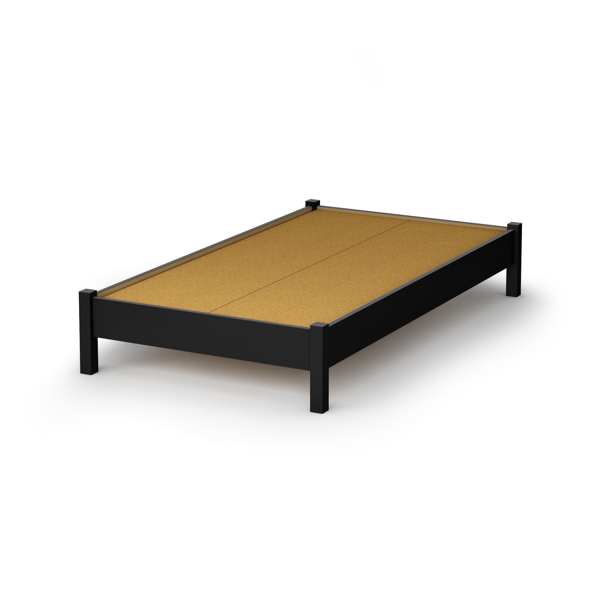 Platform Bed Twin