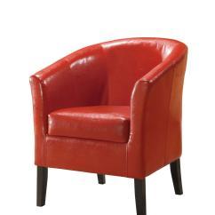 Red Club Chair Adirondack Chairs Walmart Plastic Simon 240 99 Ojcommerce