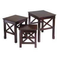 Xola 3pc Nesting Table   OJCommerce