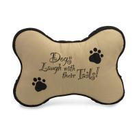 Dog Bone Pillow - 14x19 by OJ Commerce 42010 - $39.99