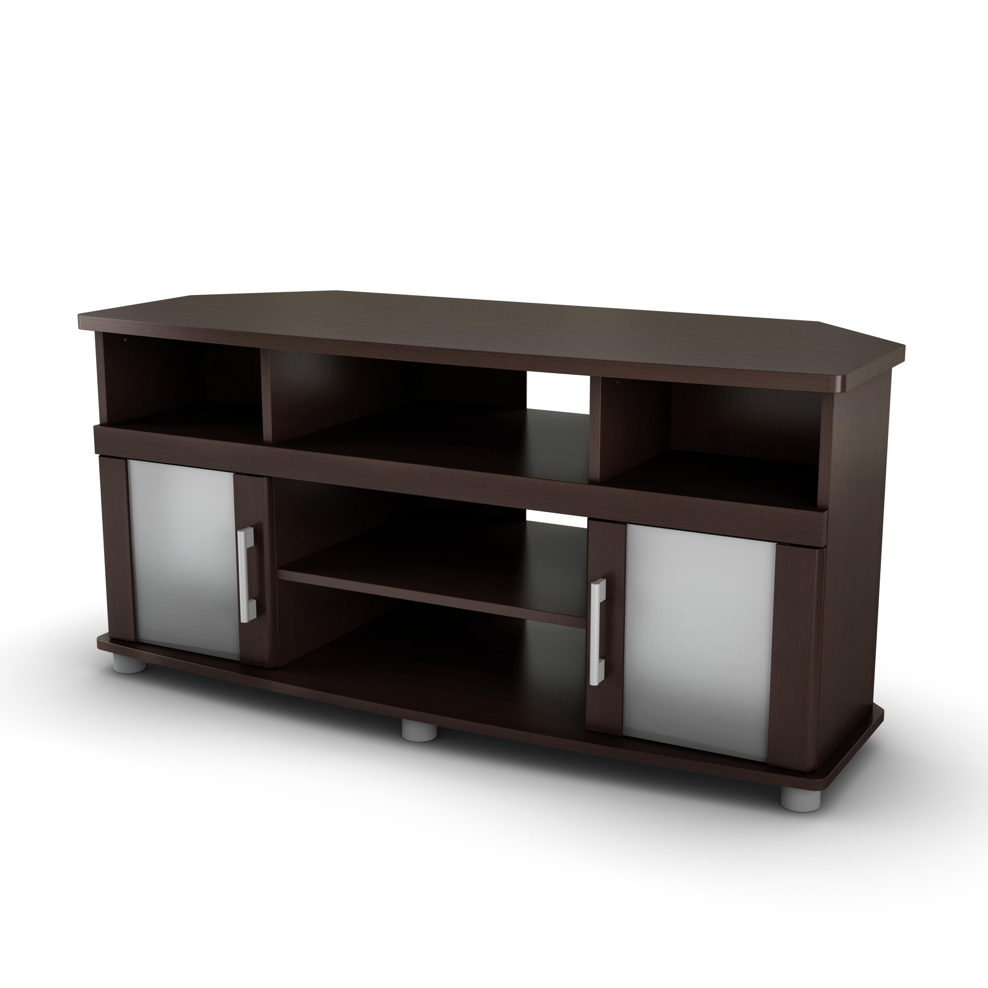 South Shore City Life Corner TV Stand by OJ Commerce
