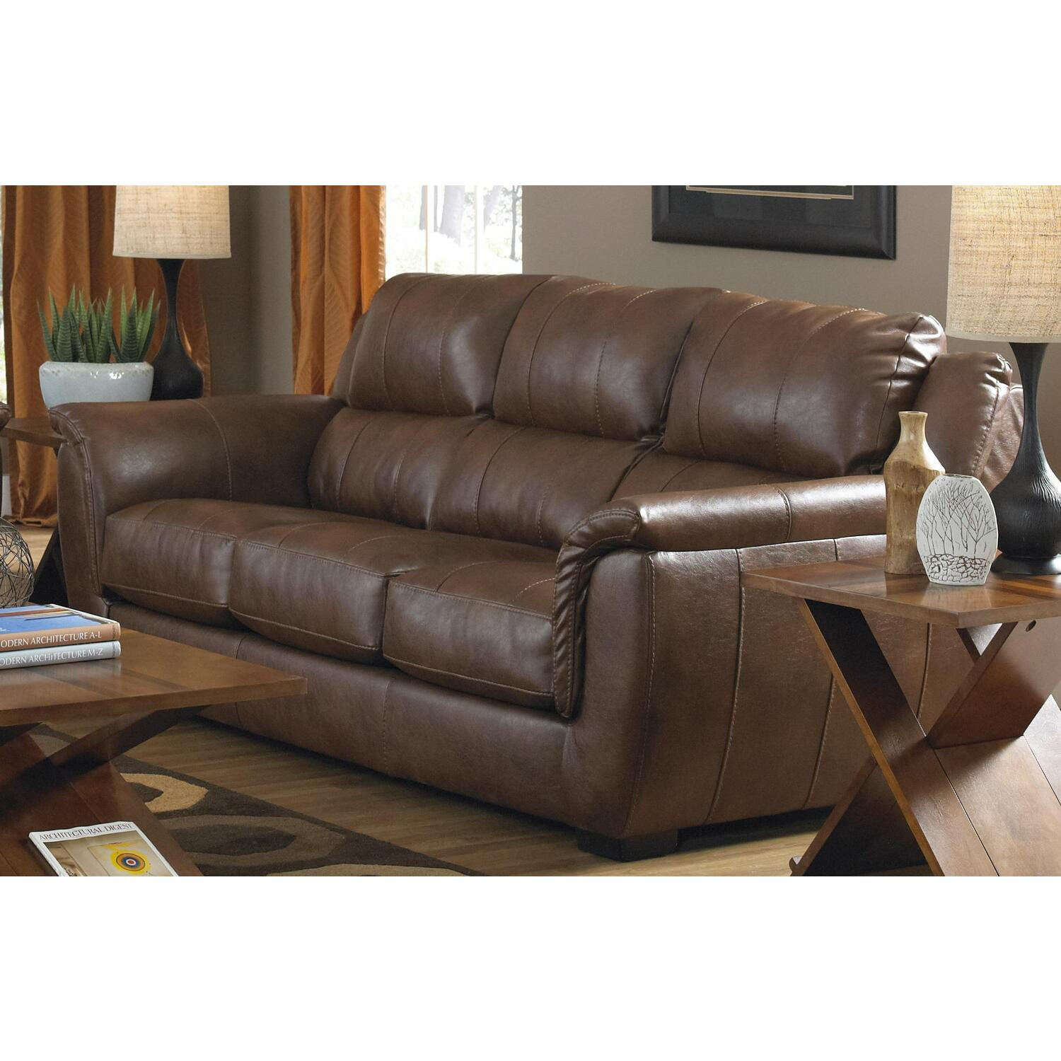 verona leather sofa reviews george nelson sling jackson furniture by oj commerce 4490
