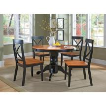 Round Dining Table Decorating Ideas