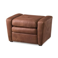 Gaming Chair Ottoman Used Banquet Covers For Sale Home Styles Rustic Brown Microfiber And