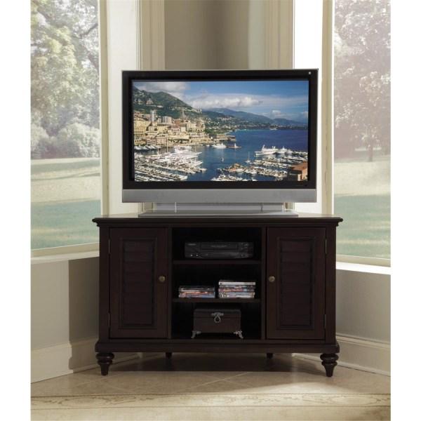 Bermuda Corner TV Stand