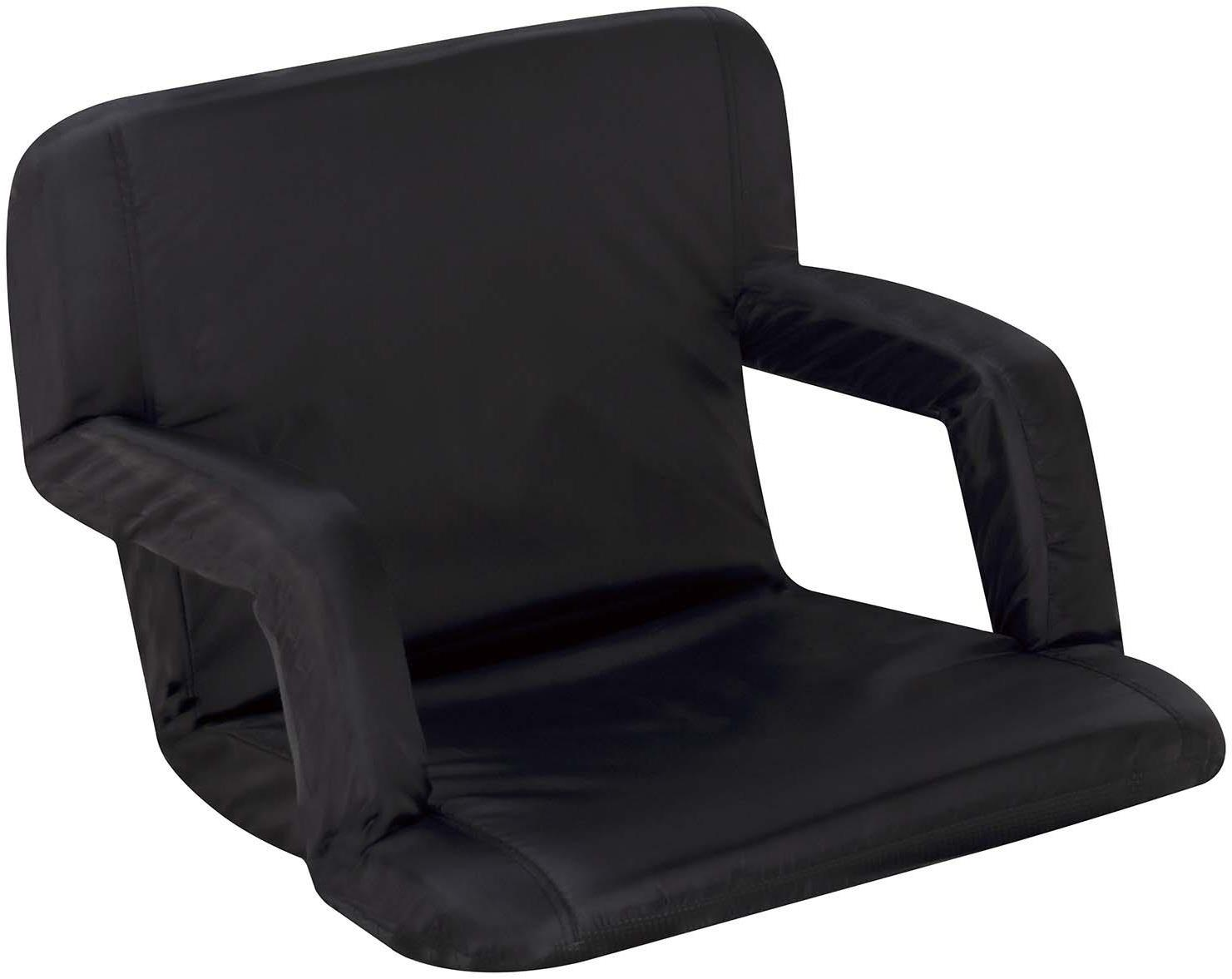 Naomi Home Venice Portable Reclining Seat with Armrest