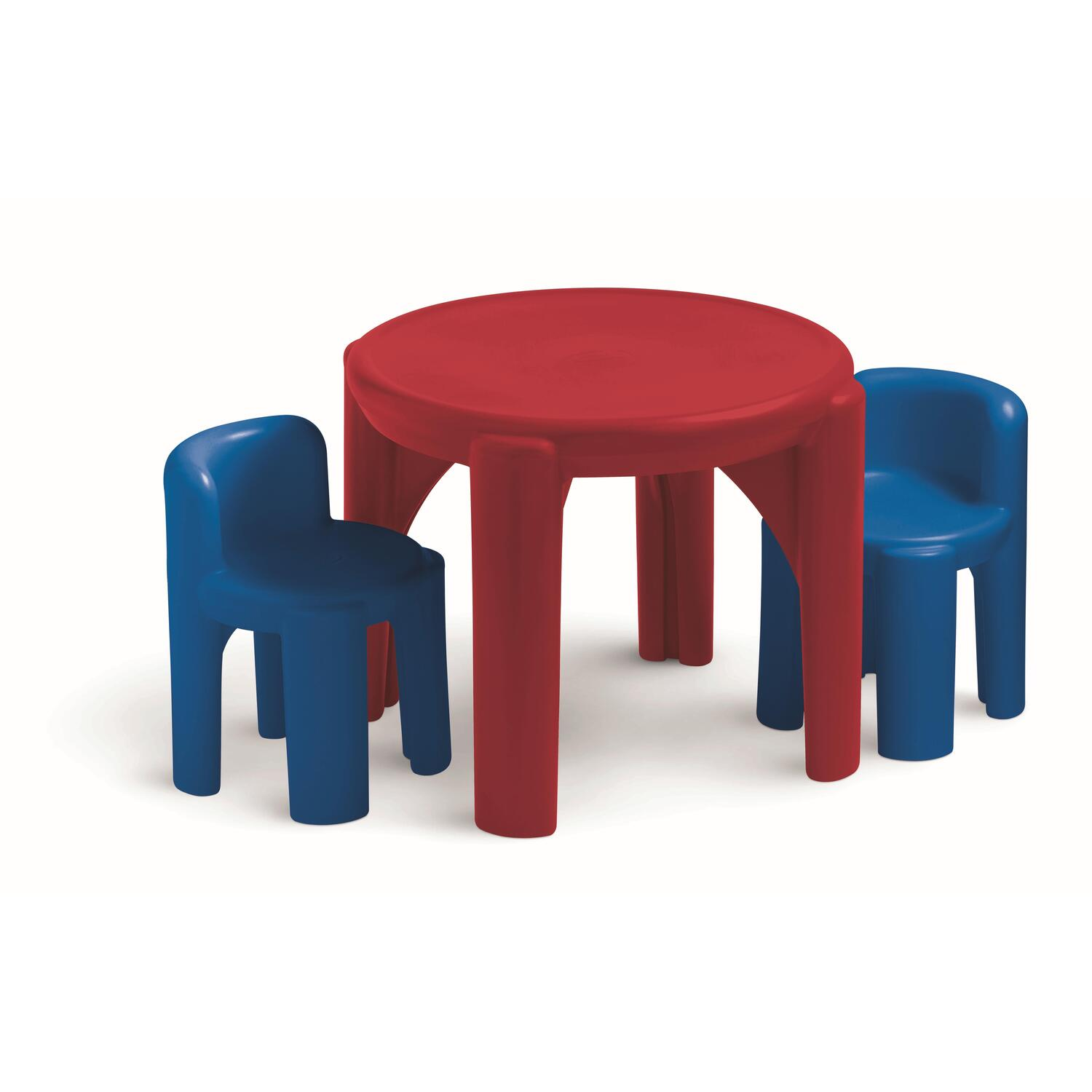 little tikes chairs swivel chair nursery table and set primary colors by oj