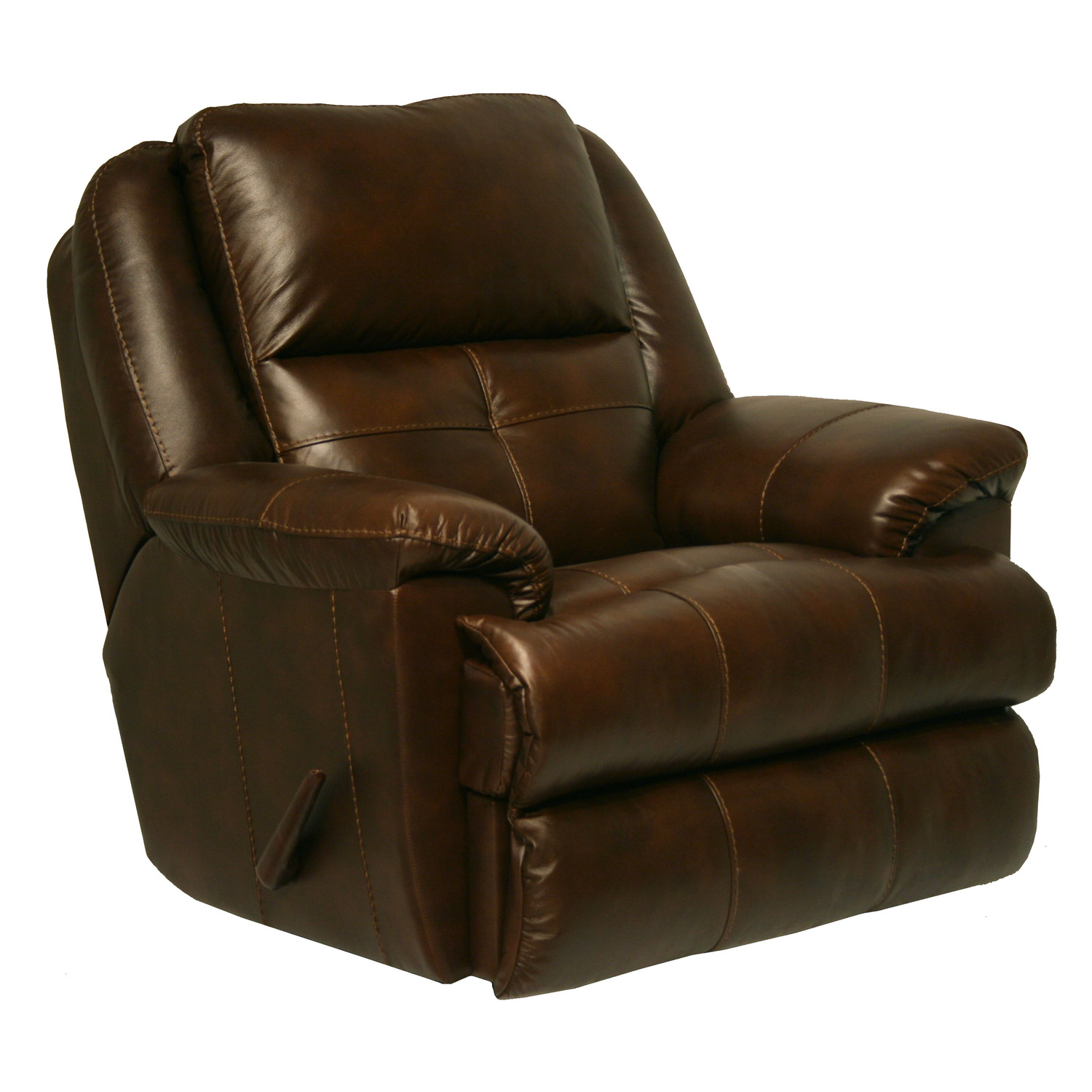 Catnapper Chair Catnapper Crosby Leather Recliner By Oj Commerce 829 00