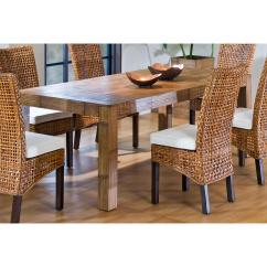 Wicker Chairs Indoor Dining John Lewis Loose Chair Covers Table