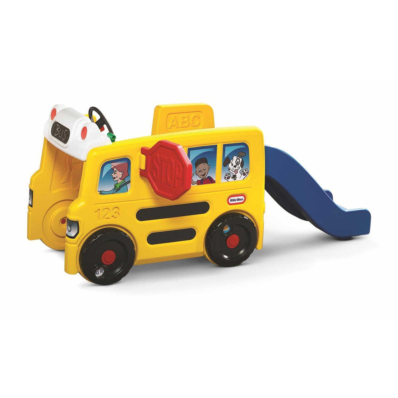 Little Tikes School Bus Activity Gym By Oj Commerce