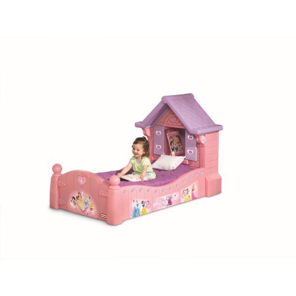 Disney Princess Toddler Bed Girl