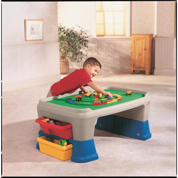 Little Tikes Easy Adjust Play Table Oj Commerce 625411m - 128.99