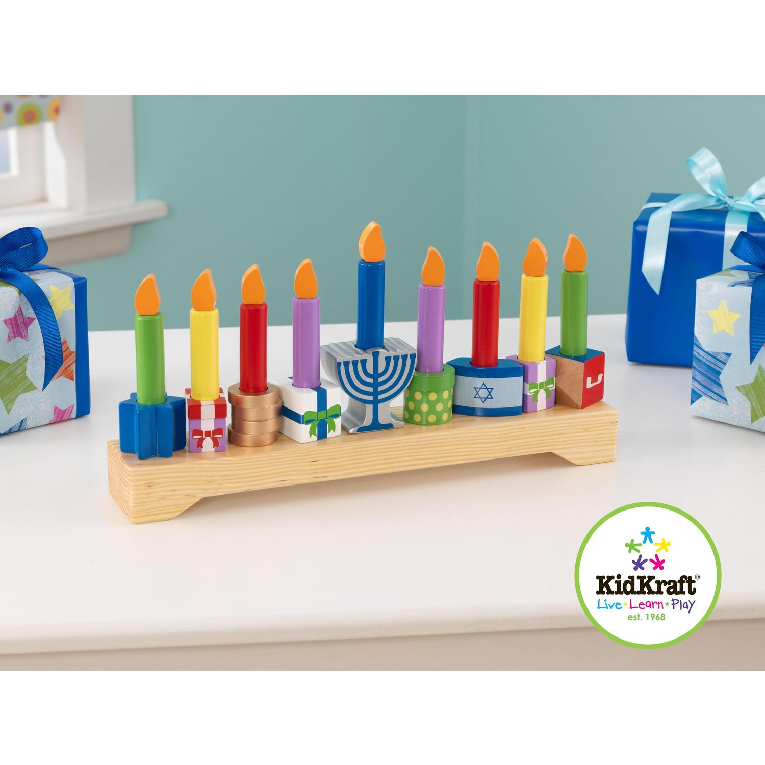 Kidkraft Children S Menorah By Oj Commerce