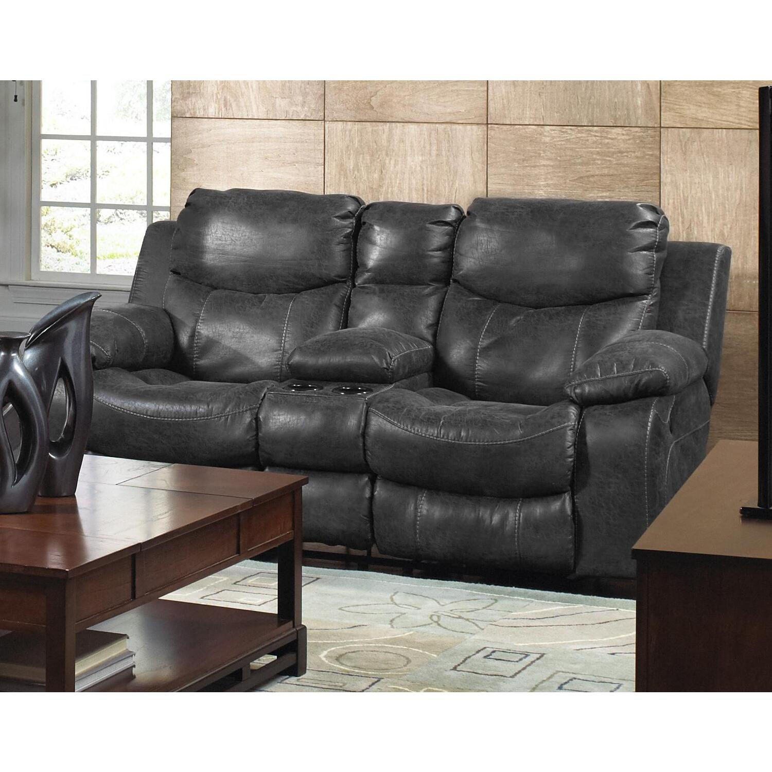 robinson and leather sofa seats for toddlers catalina reclining console loveseat from 1089 00 to