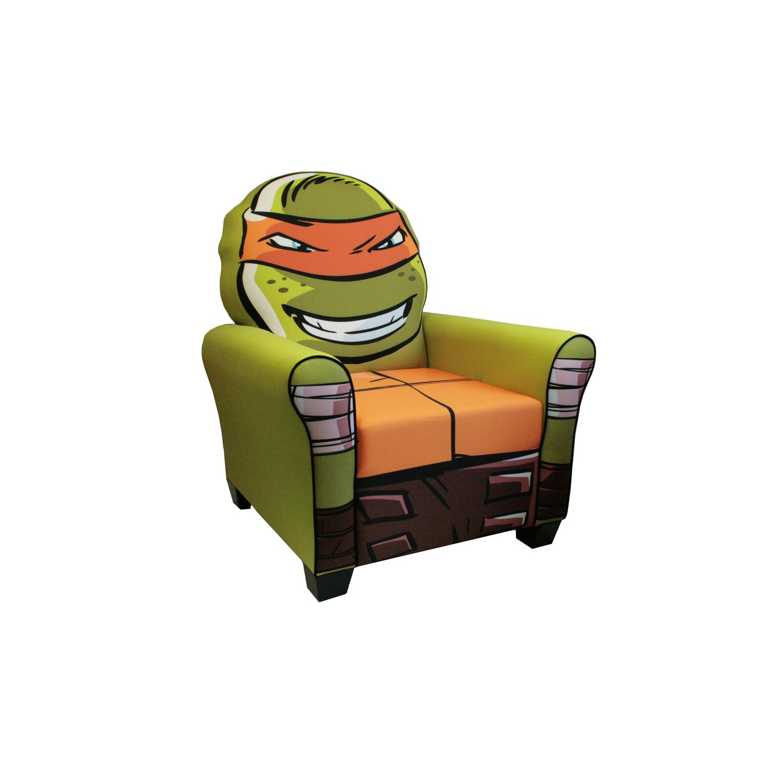 ninja turtles chair brown chairs for living room teenage mutant adult 536 04