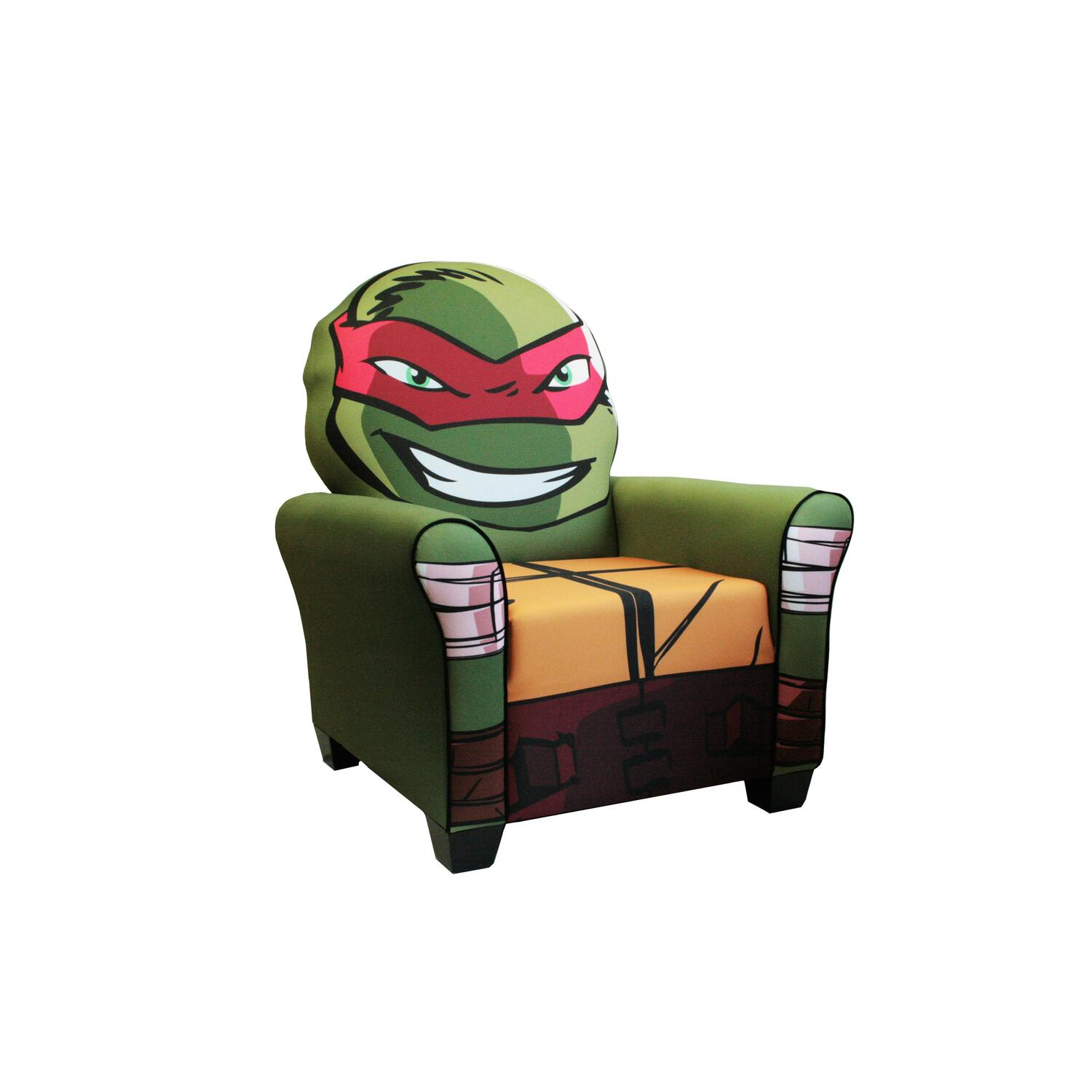 ninja turtles chair tub grey warner brothers teenage mutant adult