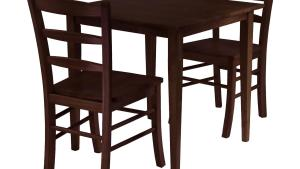Groveland 3pc Square Dining Table With 2 Chairs $32899