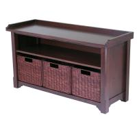 build shoe storage bench plans | Quick Woodworking Projects