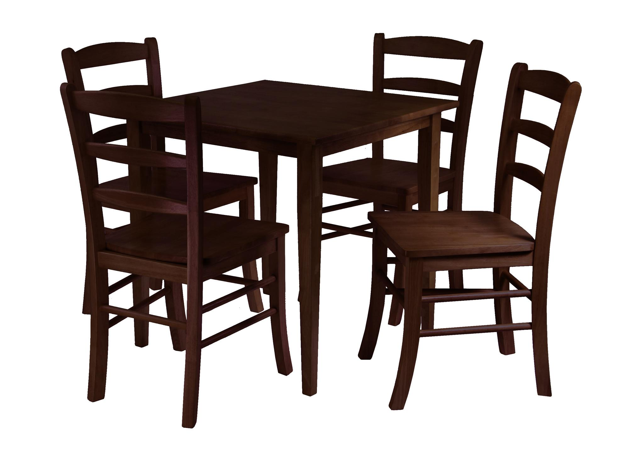 dining chair sets of 4 leather chairs modern furniture home goods appliances athletic gear fitness