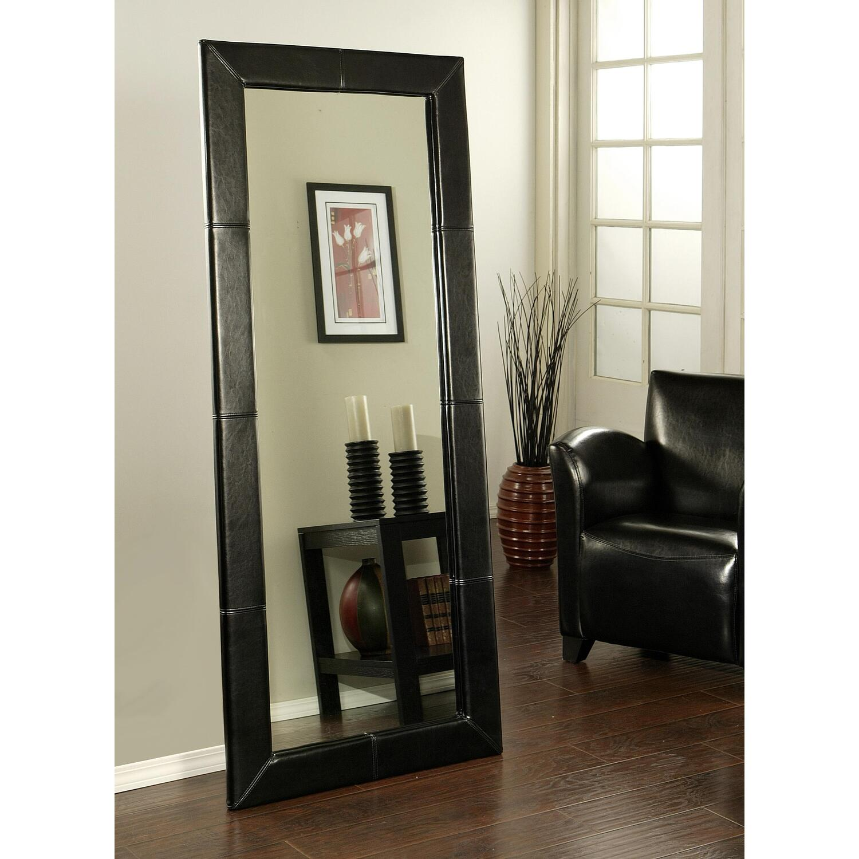 kitchen furniture sets corner cabinets leather large floor mirror | ojcommerce