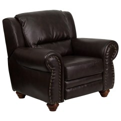 Leggett And Platt Chair Parts Exam Room Chairs Flash Furniture Contemporary Bentley Brown Leather 3