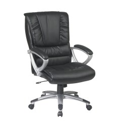 Office Star Eco Leather Chair Two Rocking Chairs On A Porch Executive By Oj Commerce 314 99
