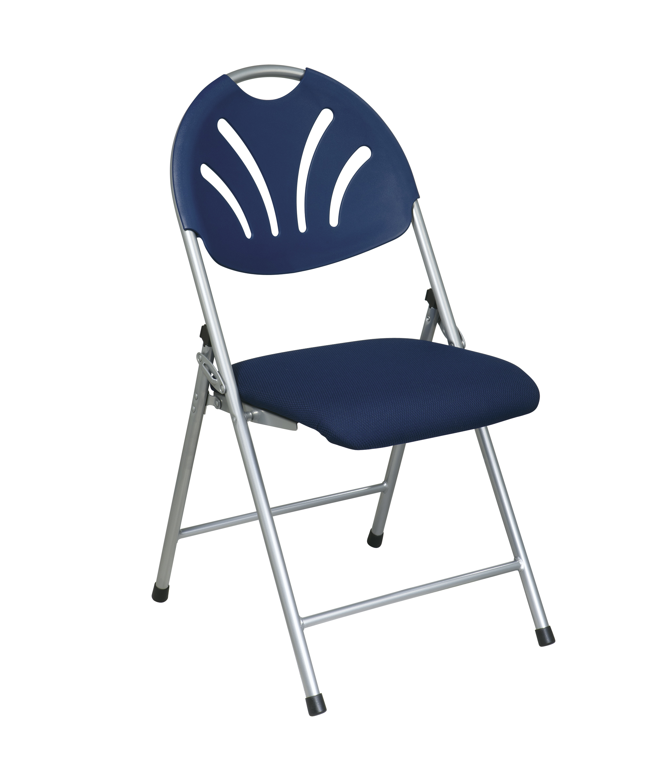 Fabric Folding Chairs Office Star Folding Chair With Fabric Seat By Oj Commerce