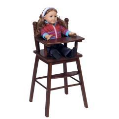 Baby Boy Doll High Chair Folding Deck Ojcommerce