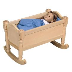 Rocking Chair And Cradle In One Leather Massage Doll Ojcommerce