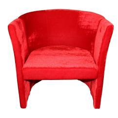 Folding Chair Trap Wheel Indigo Red Microfiber 143 92 Ojcommerce
