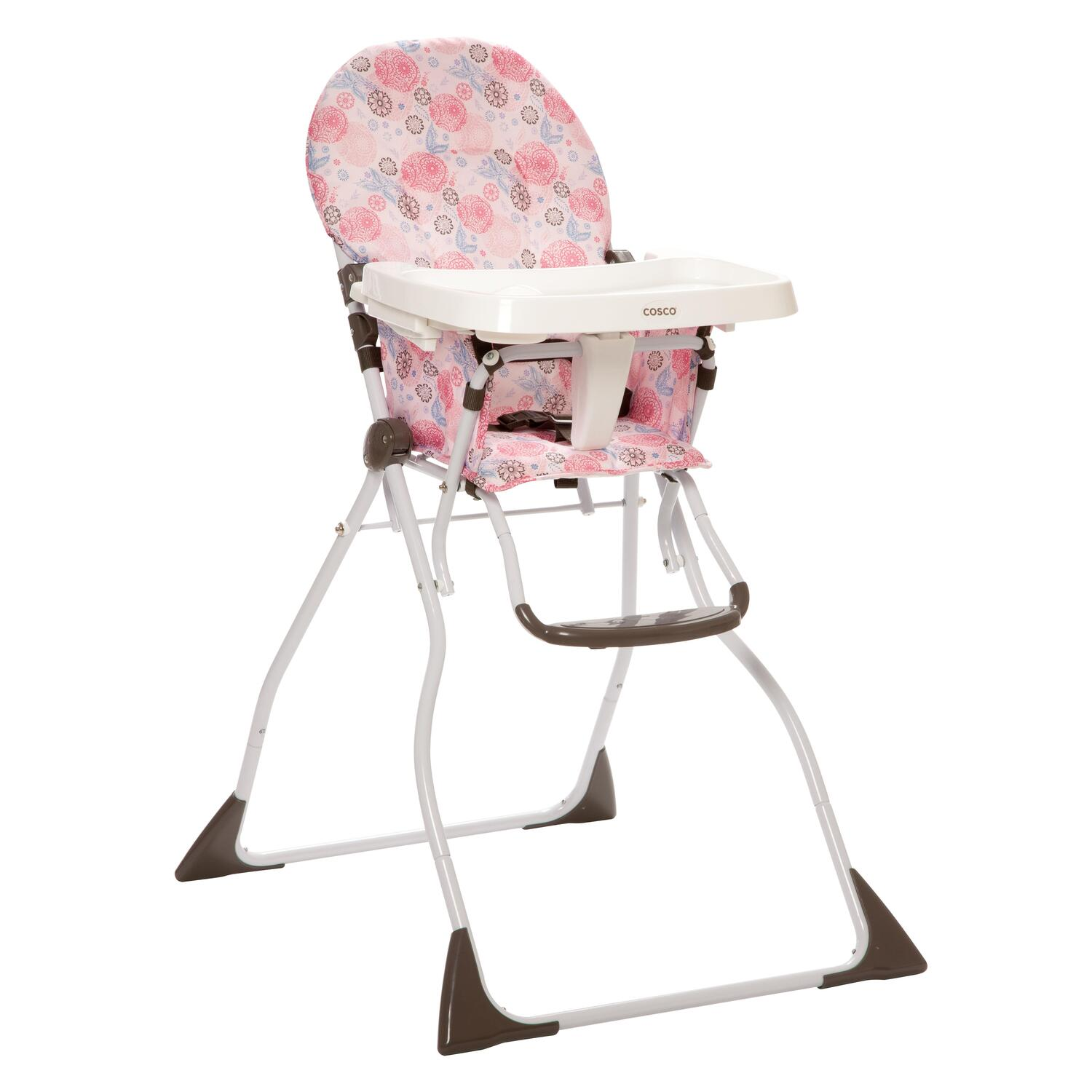 how to fold up a cosco high chair eames aluminum management replica slim from 48 99 50