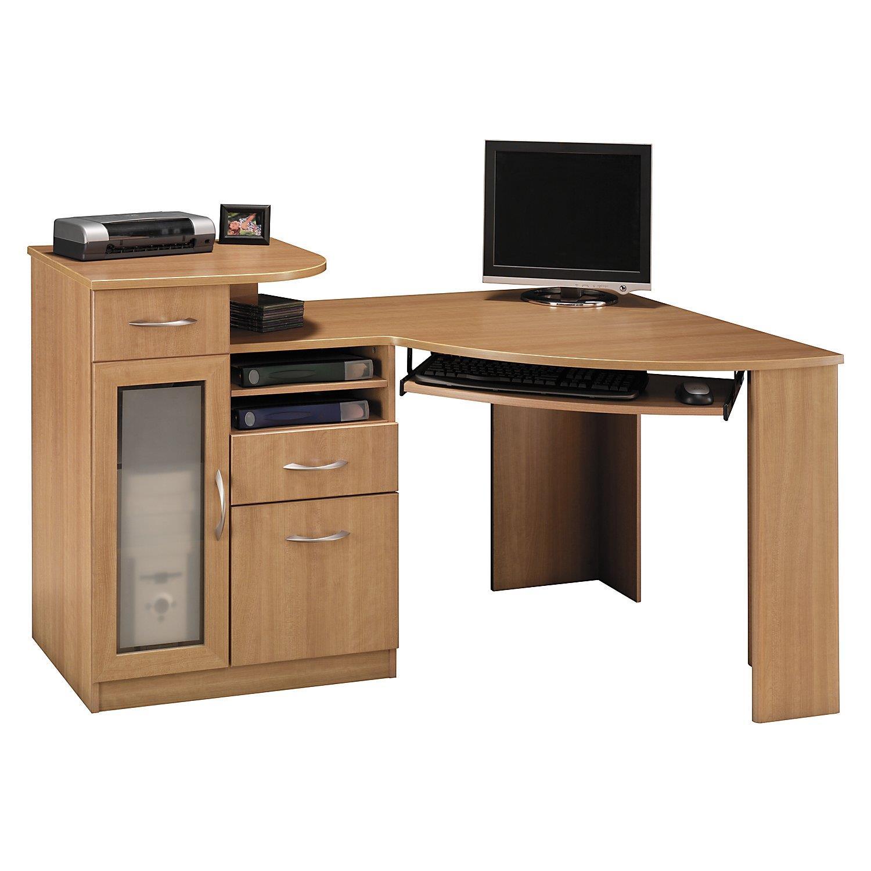 Bush Furniture Corner Desk by OJ Commerce 27499  27804