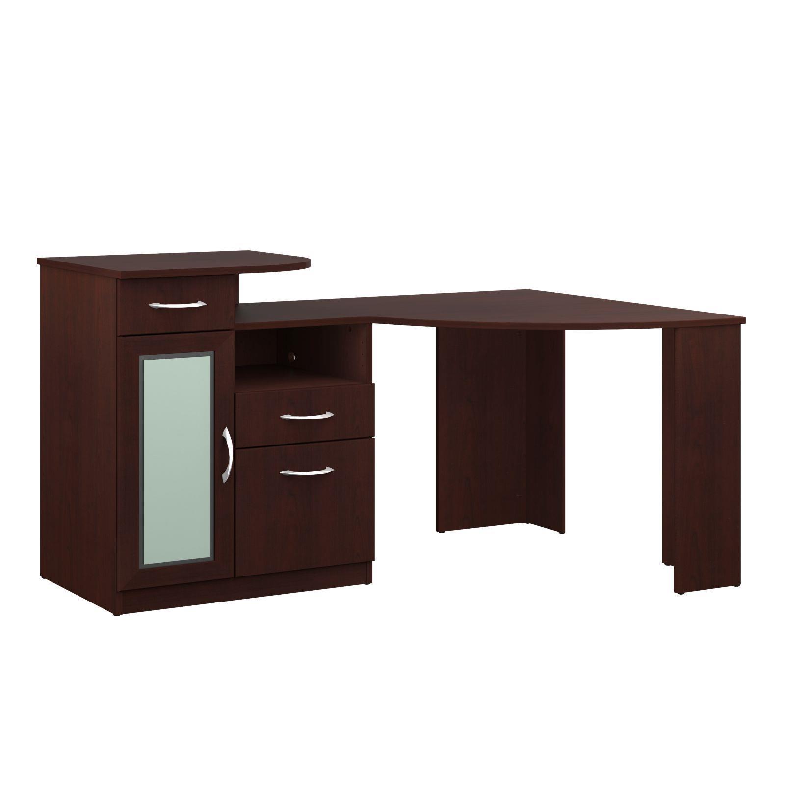 Bush Furniture Corner Desk by OJ Commerce HM6611503  25496