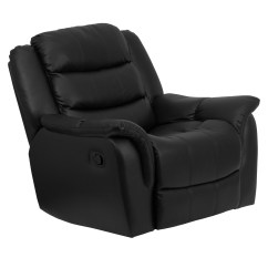 Plush Leather Chair Peacock Chairs For Sale Flash Furniture Rocker Recliner By Oj