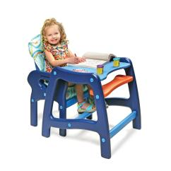 Toddler Chair And Table For Eating Cover Hire Durham Envee Baby High With Playtable Conversion From